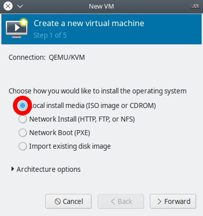 KVM / QEMU based Windows 10 VM - Step by Step - Dennis' Notes
